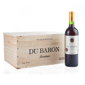 baron rouge caisse